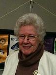 President 2011-12 Lesley Purdom
